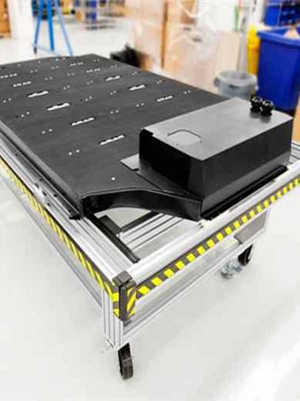 EL ITE desarrolla un nuevo cátodo para baterías de litio que reduce su precio y aumenta su capacidad