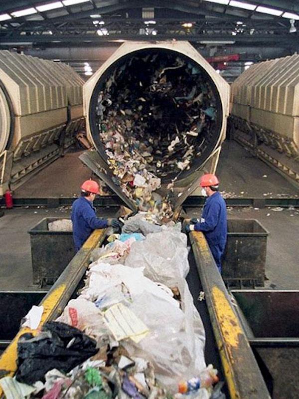 Galicia. Sogama redujo el depósito directo de residuos en vertedero en un 98% durante la última década