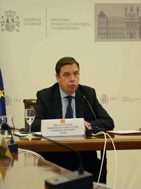 España aprobará este año la ley sobre desperdicio alimentario