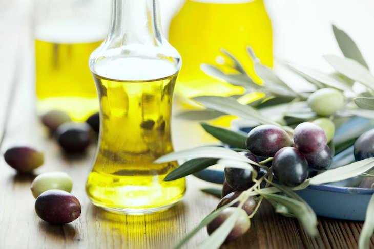 Tecnología verde para producir un potente antioxidante del aceite de oliva