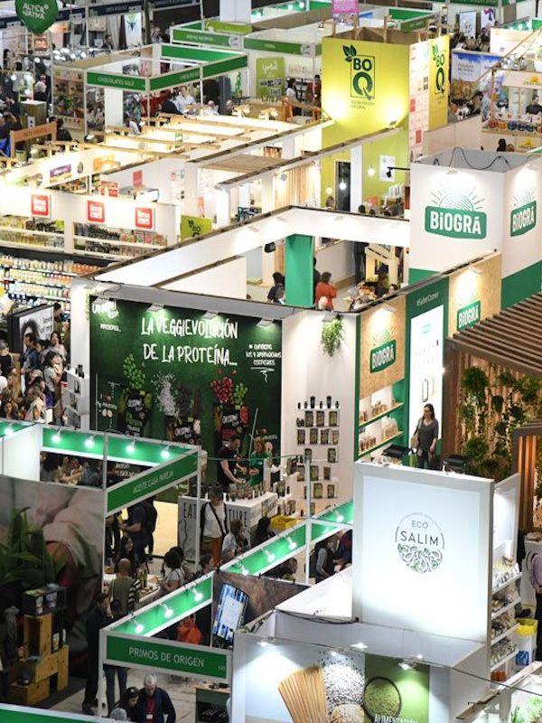 Feria BIOCULTURA Barcelona 2021 del 8 al 11 de julio 'PRESENCIAL'