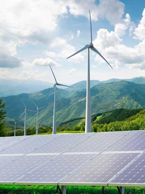 AECOC busca por tierra, mar y aire 'implementar' energías renovables
