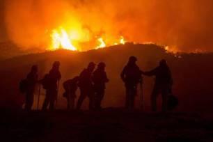 Incendios forestales, ¿qué son, cómo y cuándo?