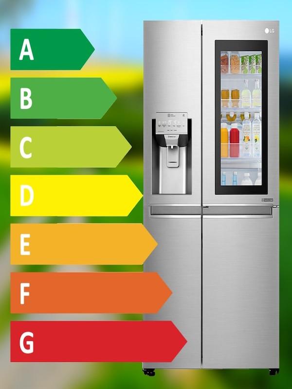 Nuevo etiquetado energético obligatorio para los electrodomésticos en Andalucía