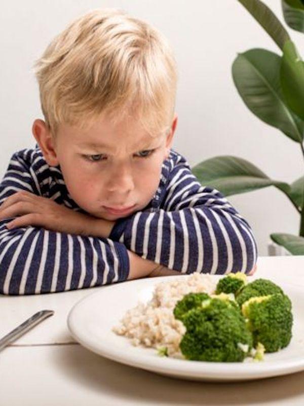 Consejos por si tu hijo no quiere comer