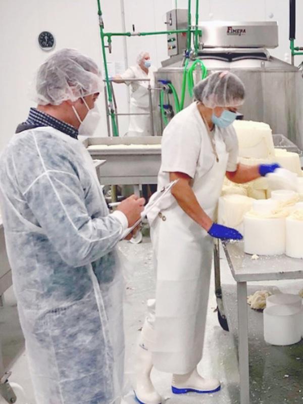 Certificaciones SOHISCERT para la Industria de alimentación y bebidas