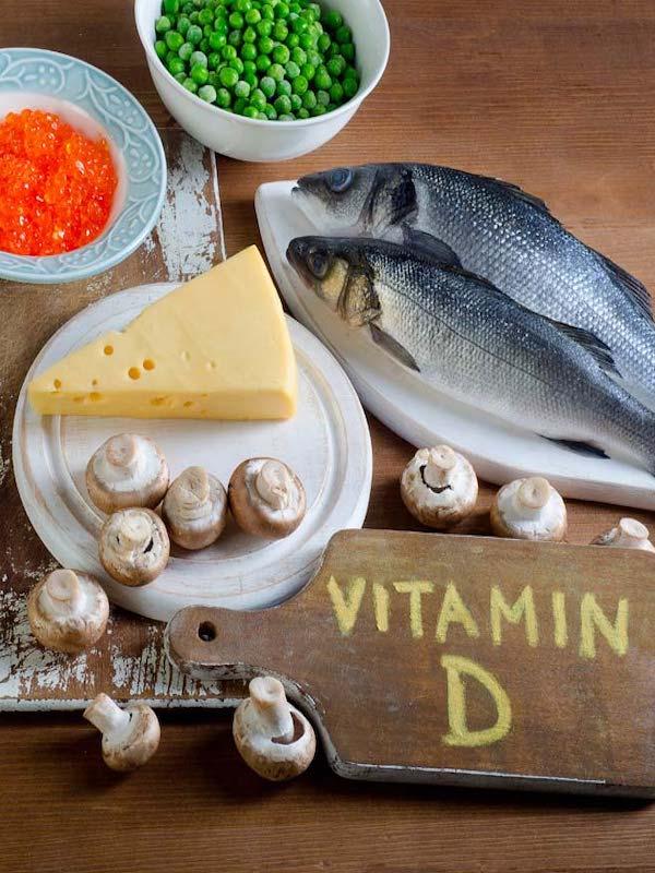 Tu musculatura echa de menos la vitamina D