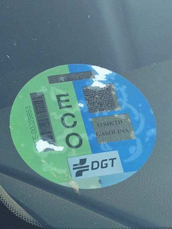 Las manifiestamente mejorables etiquetas de la DGT