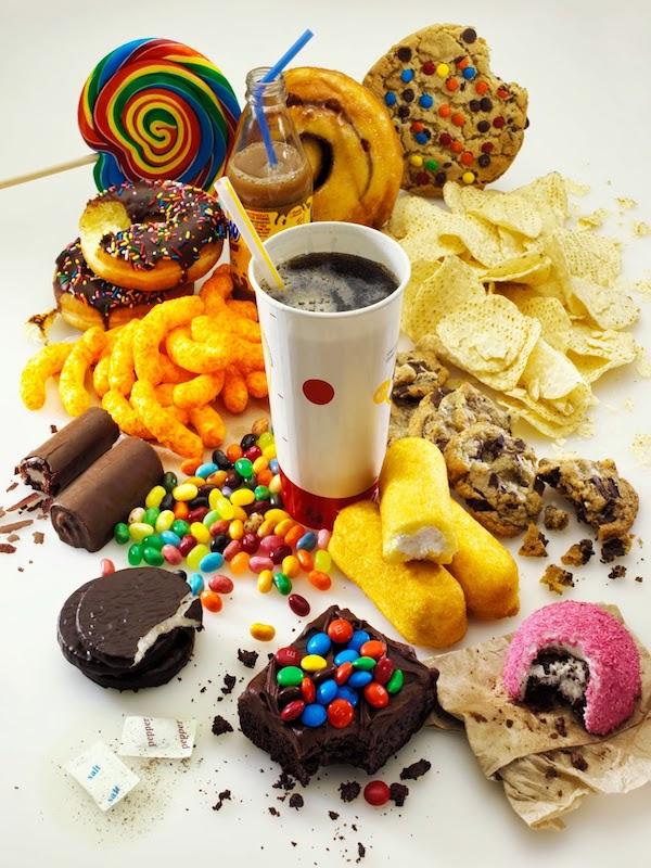Los productos con alto nivel de azúcar 'matan'