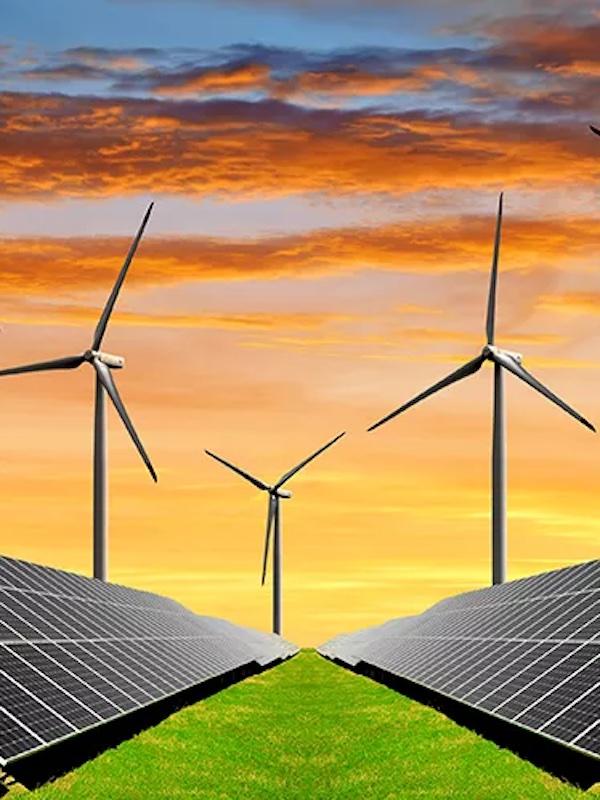 Greenalia gracias a las energías renovables 'sube como la espuma'