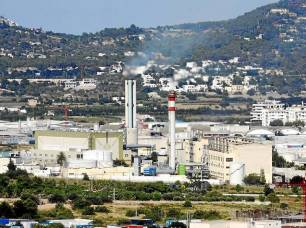 Exigen la eliminación del fuel en las centrales de Ibiza y Mahón