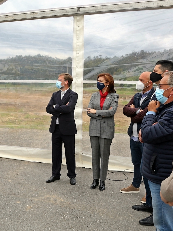 Galicia diseña una red industrial para que los gallegos puedan valorizar la materia orgánica