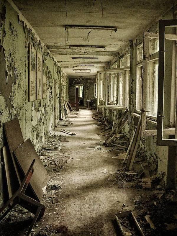 Chernóbil: 35 años del desastre
