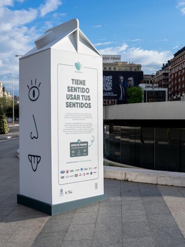 Oxfam Intermón se une a la iniciativa 'Mira, Huele, Prueba' para combatir el desperdicio de alimentos