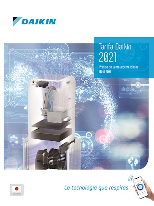 DAIKIN 'apuesta' por el medio ambiente en 2021