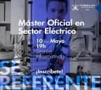 Inscríbete en la sesión informativa del Máster Oficial en Sector Eléctrico para el 10 de Mayo