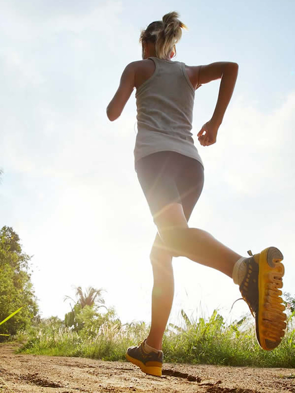 El deporte es 'vital' para las vías respiratorias