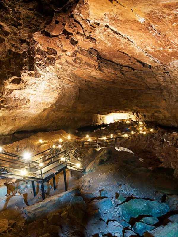 Novedades del permafrost miles de años grabados en cuevas