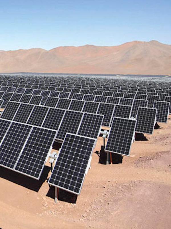 Arranca el plan de energías renovables en Córdoba