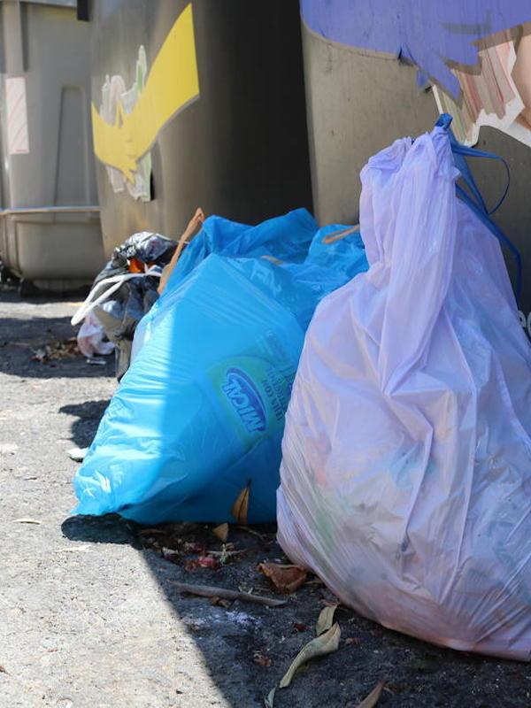 La ordenanza de limpieza de Zaragoza endurecerá las sanciones por dejar la basura fuera de los contenedores