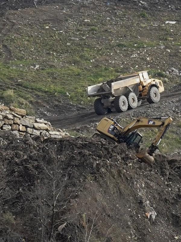 Finalizan las obras de sellado definitivo del vertedero de residuos sólidos urbanos de Abanilla