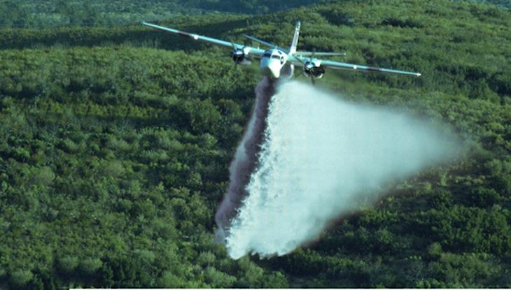 Polvo de roca para capturar CO2