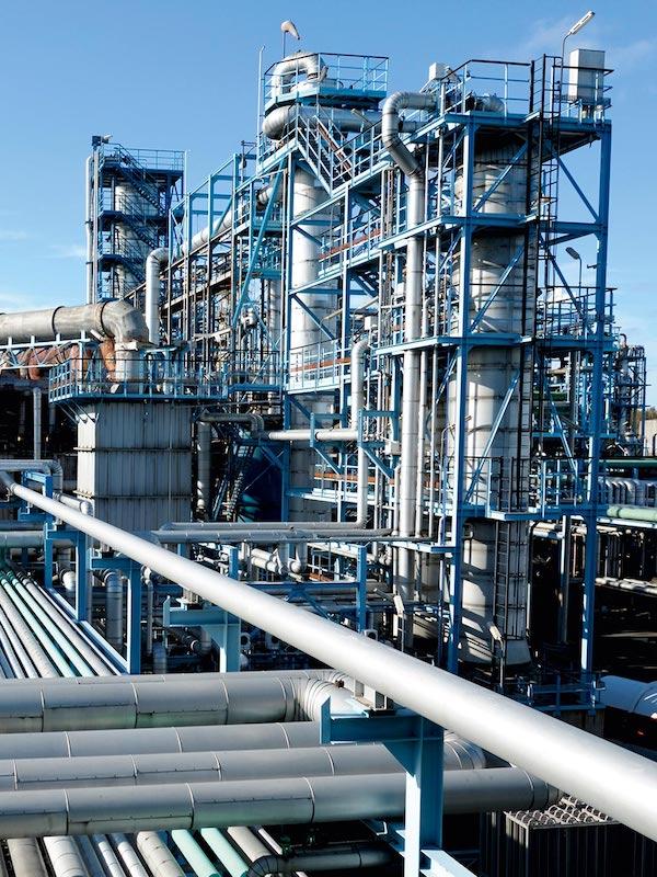 Tecnología verde para el tratamiento de aguas residuales de refinerías de petróleo