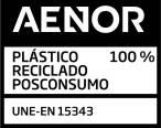 Aguas Danone recibe la certificación contenido 100% de plástico reciclado rPET en las botellas por parte de AENOR