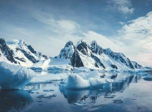 Hace 150 mil años una gruesa capa de hielo cubrió un Ártico de agua dulce