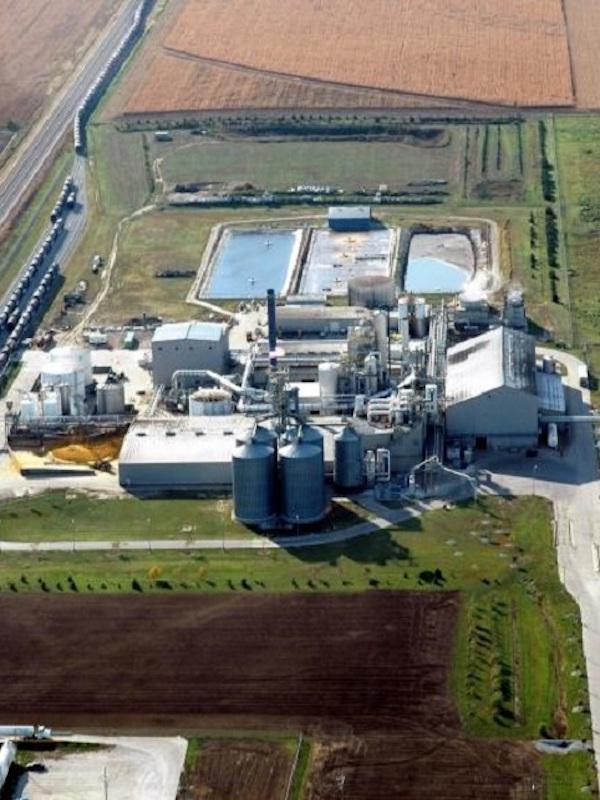 Primera biorrefinería de residuos sólidos urbanos y lodos de depuradora de Europa