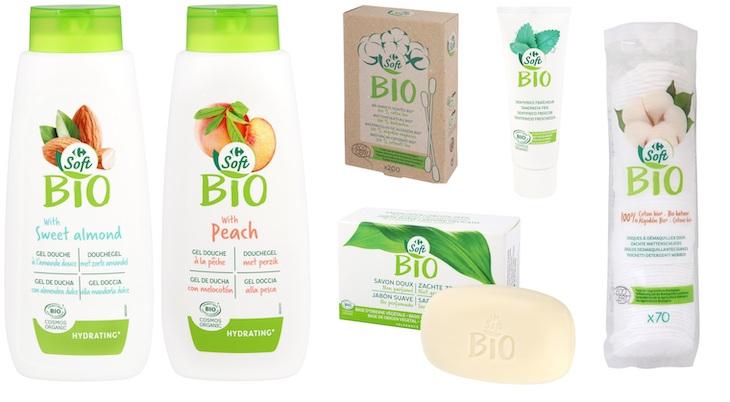 Cosmética bio de Carrefour. Ecología, calidad e innovación