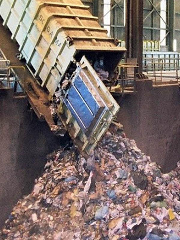 La valorización energética es la opción sostenible para los residuos que no se pueden reciclar