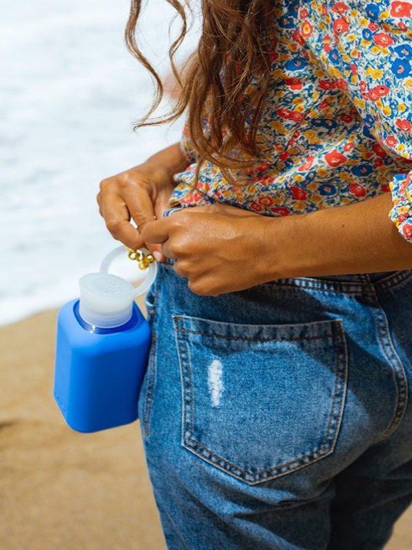 Primera marca de botellas reutilizables de España en conseguir el certificado B Corp ™