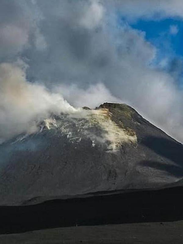 Erupción Etna: consecuencias medioambientales de las erupciones volcánicas