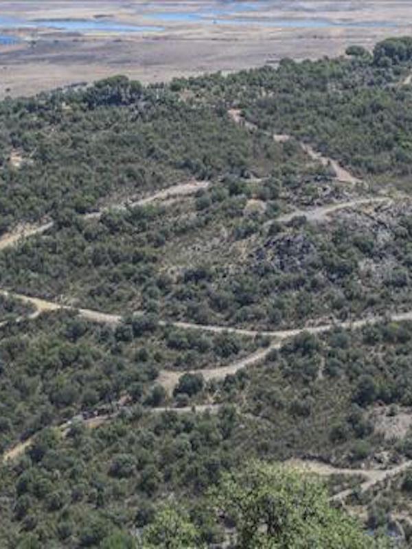 Cáceres se ratifica en su NO a la mina de litio