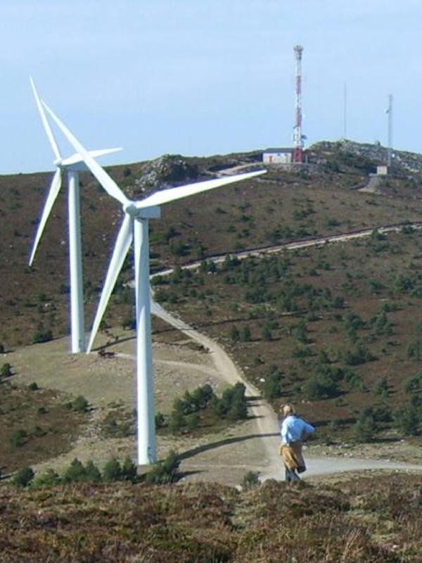 Ence se vuelca en las energías renovables