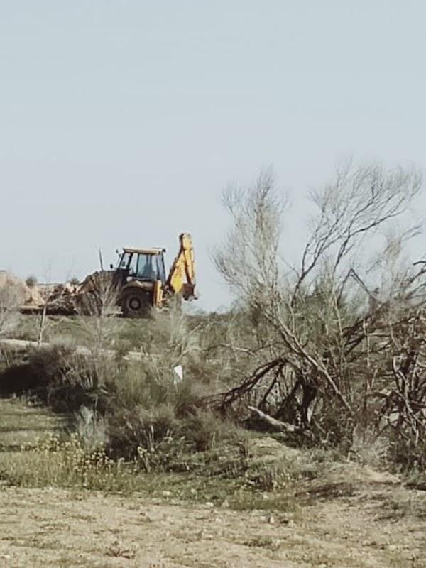 La popular serie de TVE 'Cuéntame cómo pasó' pasa un 'rodillo demoledor' en un espacio natural protegido
