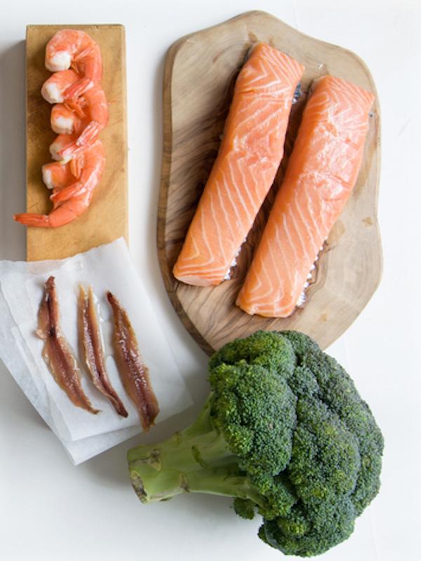 Omega-3, 'vital' para una dieta saludable de los más pequeños y adolescentes