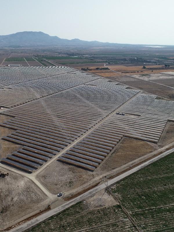 Primera planta fotovoltaica de Endesa en Huelva