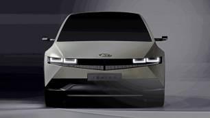 Hyundai Ioniq 5 eléctrico con casi 500Kms de autonomía