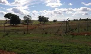 Denuncian circuito de motocross en plena zona arqueológica de Gandul