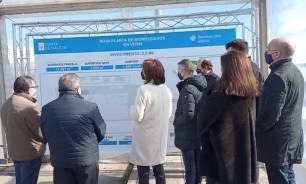 La cuarta planta de biorresiduos de Galicia estará ubicada en el polígono empresarial de Verín
