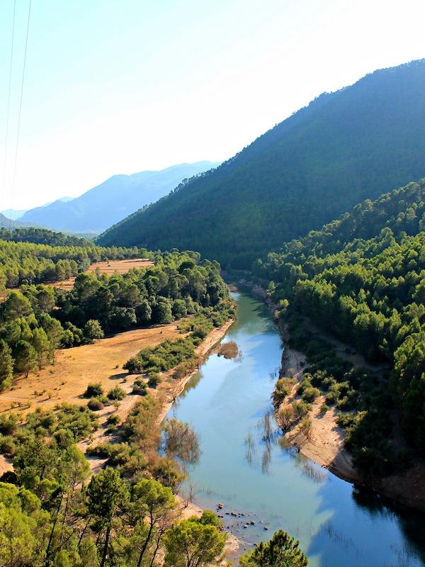 Polémica a cuenta del 'Parque Natural Sierra Norte' (Sevilla)