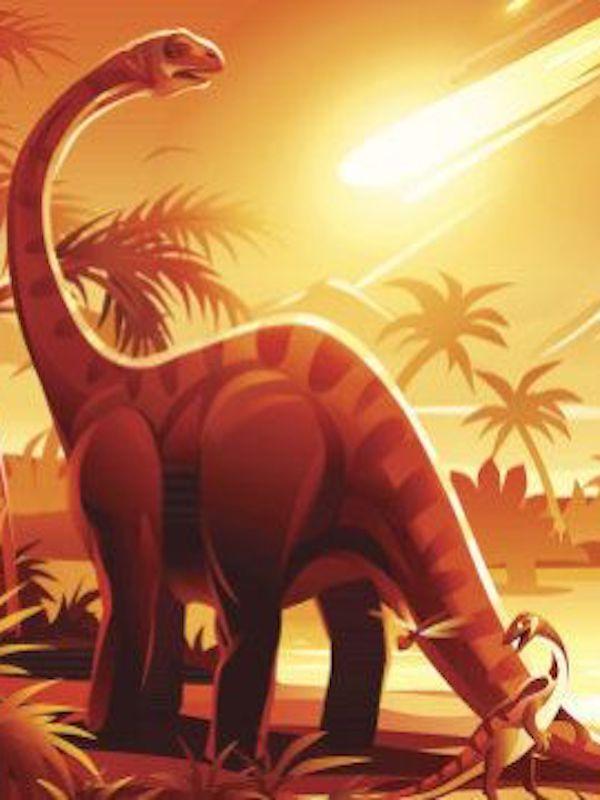 Indiscutible, el polvo de un asteroide explica la extinción de los dinosaurios