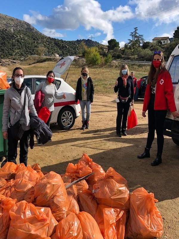 Cruz Roja La Rioja de la mano con el Proyecto LIBERA