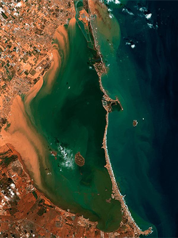 Propuestas para solucionar la contaminación del Mar Menor