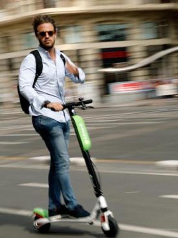Madrid, patinetes eléctricos en la capital hasta el 31 de marzo