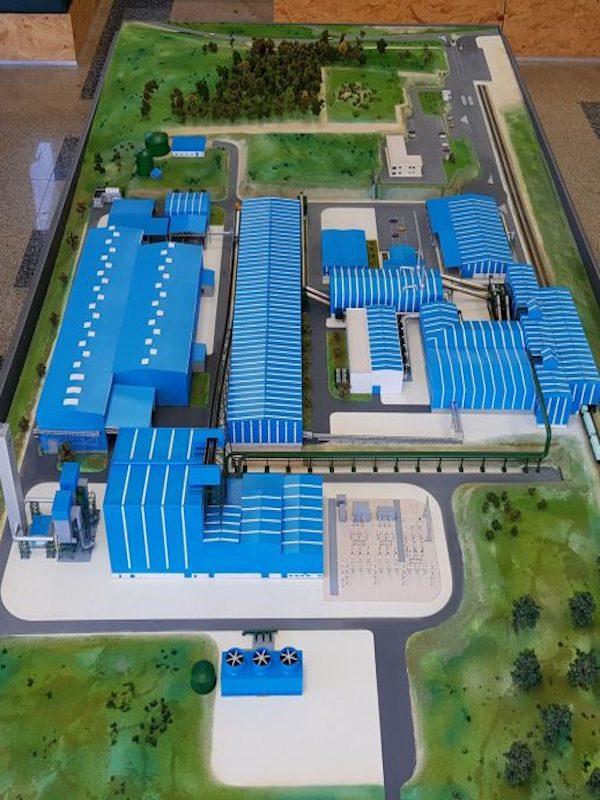 Residuos. Aquí puedes ver el video de la ampliación del Complejo de Cerceda de SOGAMA (Galicia)