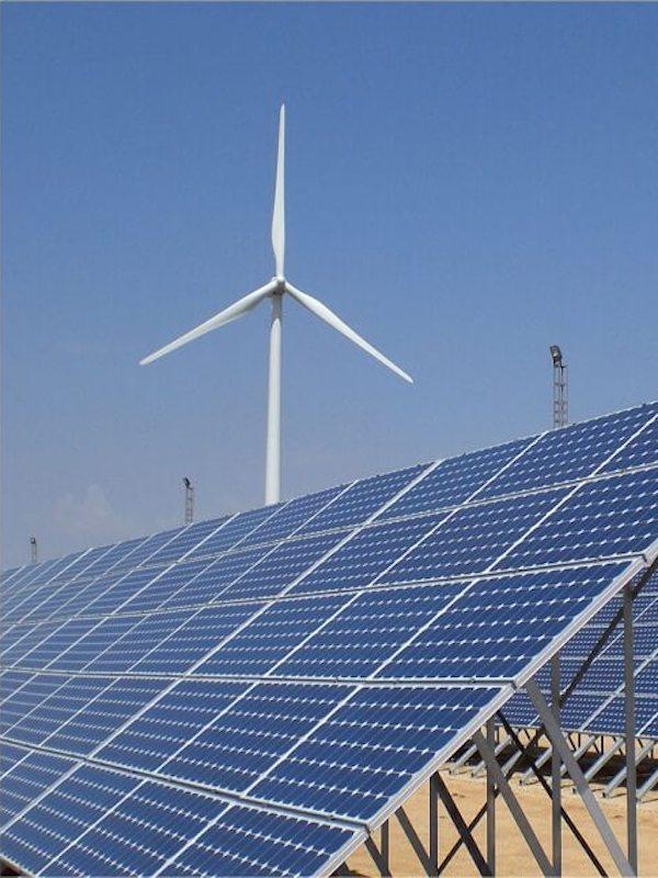 Energías verdes, sostenibles y renovables para colectivos vulnerables