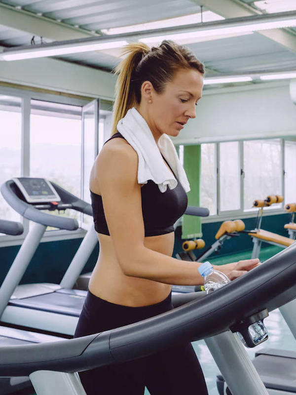 La calidad del aire de los gimnasios no es saludable